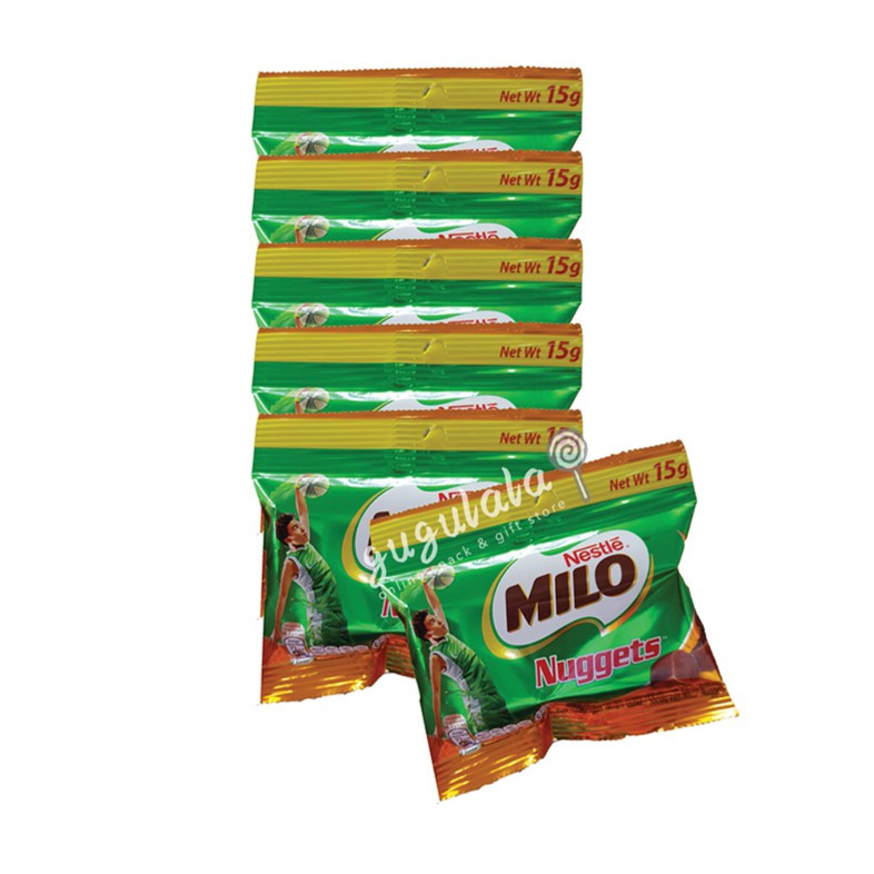 image of Milo Nuggets 12'S X 15g
