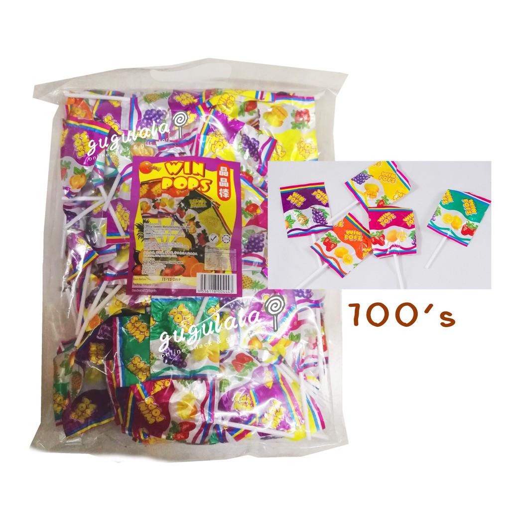 image of Win Pops 100'S