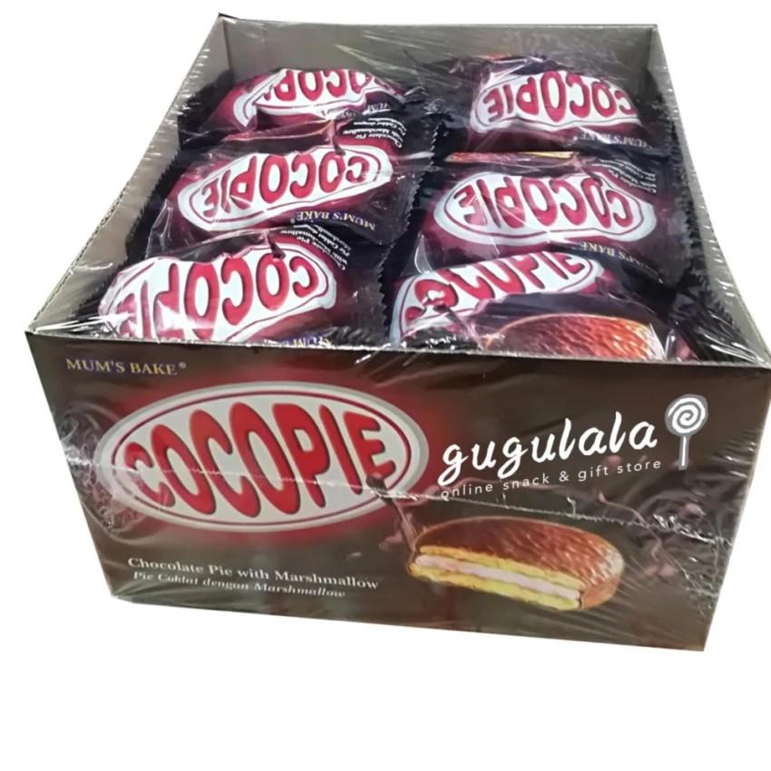 image of Cocopie Chocolate 24'S X 25g
