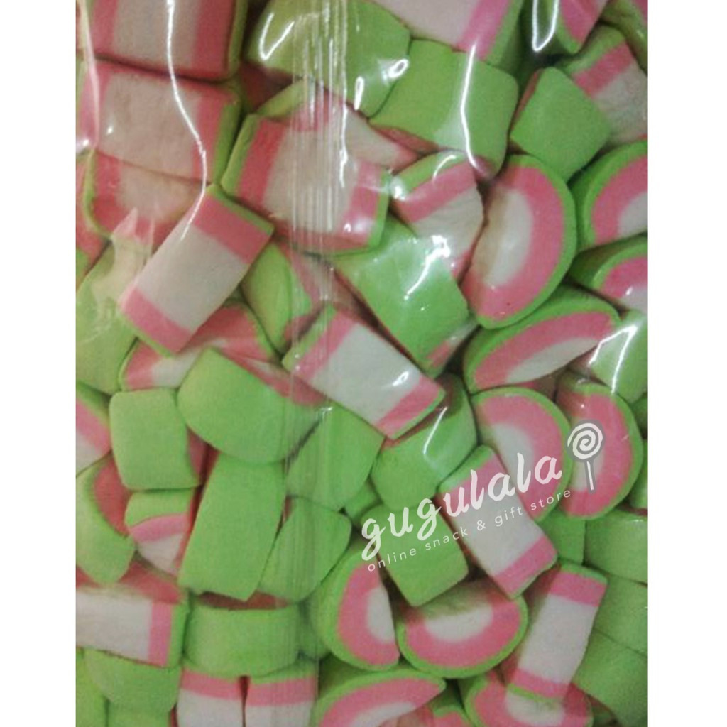 image of Marshmallow (Watermelon) 500g