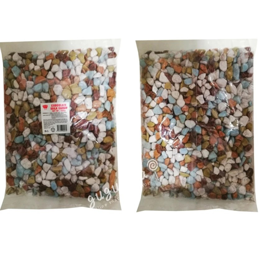 image of Choco Stone Milk Candy 500g/1kg