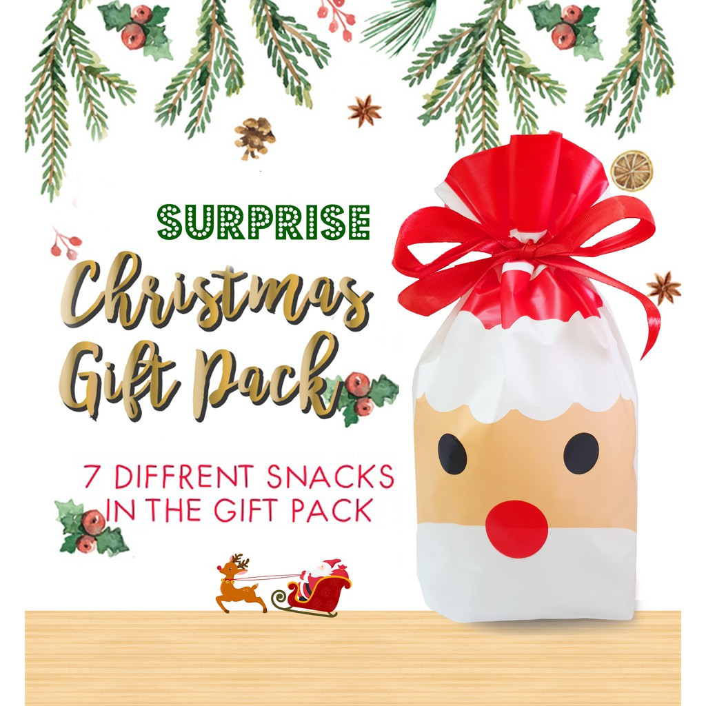 Surprise Gift Pack ( Christmas 2018 Special! )