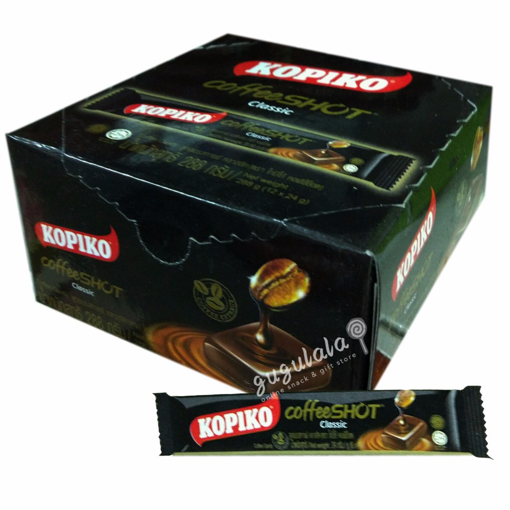 image of KOPIKO-Coffee Stick