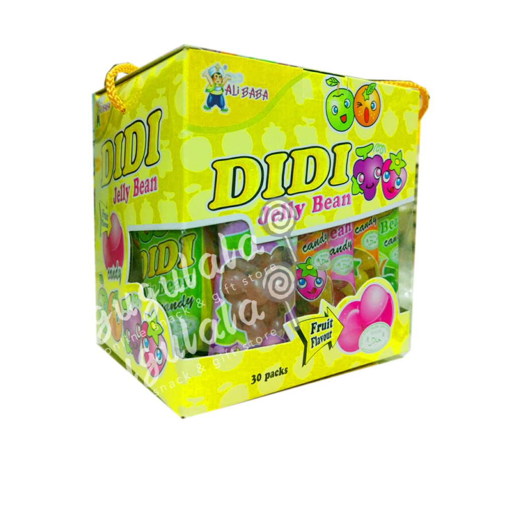 image of DIDI Jelly Bean 30'S X 10g