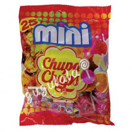 image of Mini Chupa Chups 25'S X 6g