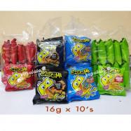 image of Snek Ku ShoyueMi Japanese Noodles Series Snack 10'S