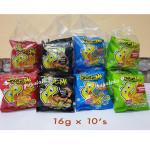 Snek Ku ShoyueMi Japanese Noodles Series Snack 10'S
