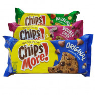 image of Chipsmore 163.2g (Chocolate/Hazelnut/Double Choco)