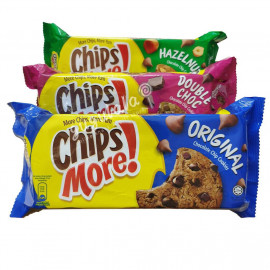 image of Chipsmore 163.2g (Chocolate/Hazelnut/Double Choco)