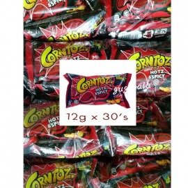 image of Mini Corntoz Hot & Spicy 30'S X 12g