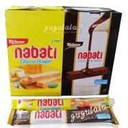 image of Nabati Cheese / Chocolate Wafer 20'S X 8g