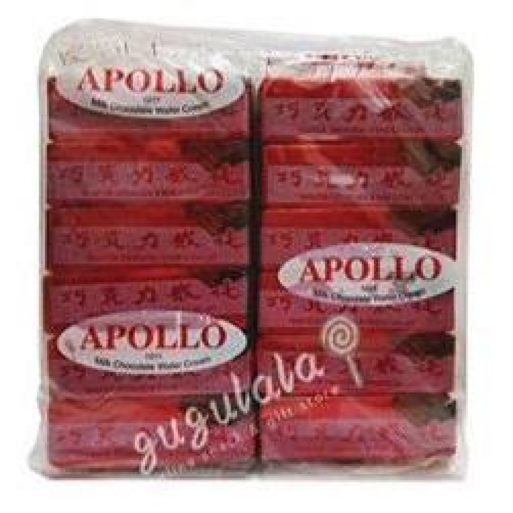 Apollo Chocolate Milk Wafer 12g X 48'S
