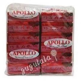 image of Apollo Chocolate Milk Wafer 12g X 48'S