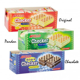 image of Apollo Checker Cake 24'S X 18g