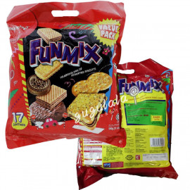 image of Munchy's FUNMIX Assorted Biscuits 500g