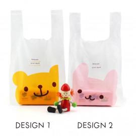 image of Cute Bear/Rabbit Goodies Bag ( Door Gift ) Packaging - 10'S
