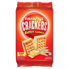 image of Munchy's Crackers Butter Sandwich 313g