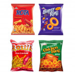 Oriental Rota Prawn Snack / Super Ring / Chicken Ring / Rostik 10'S (Small)
