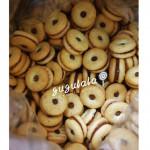 Thai Mini Donut Pineapple Jam Biscuits 泰国进口黄梨饼 280g