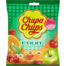 image of Chupa Chups Lollipop Fruit 10'S
