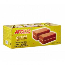 image of Apollo Cocoa Layer Cake A3040 24'S X 18g