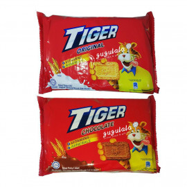 image of Tiger Biscuit Original / Chocolate 180g