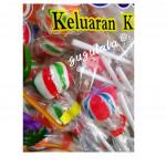 Round Lollipop 40'S
