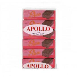 image of Apollo Milk Wafer 12g X 12'S