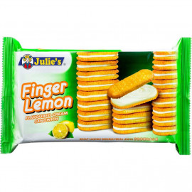image of Julie's Finger Lemon Sandwich 126g