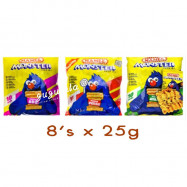 image of Mamee Monster 8'S X 25g
