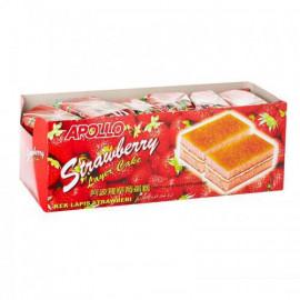 image of Apollo Strawberry Layer Cake A3060 24'S X 18g