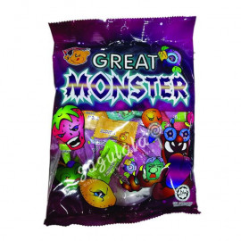 image of Great Monster Candy 140g