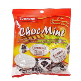 image of Torrone Choc Mint 150g