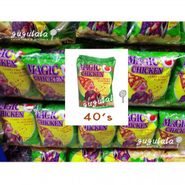 image of Magic Chicken Curry Chicken Flavour Snack 40'S