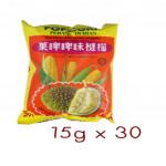 Pop Corn Durian Flavour 30'S X 15g