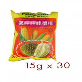 image of Pop Corn Durian Flavour 30'S X 15g