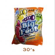 image of Big Foot Sour Powder + Lollipop 30'S