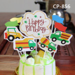 Birthday Cake Decoration