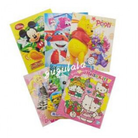 image of Mini Cartoon Puzzle 3'S