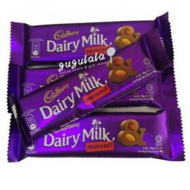 image of Cadbury Dairy Milk Fruit & Nut 40g
