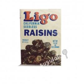 image of Ligo California Black Seedless Raisins 30g