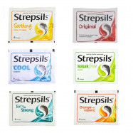 image of Strepsils 6 Lozenges