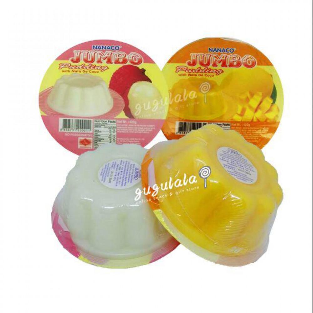 Jumbo Pudding With Nata De Coco 420g