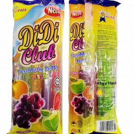 image of DiDi Club Pudding Jelly Stick 10'S X 45g