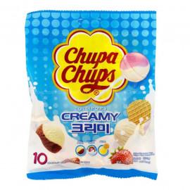 image of Chupa Chups Lollipop Creamy 10'S