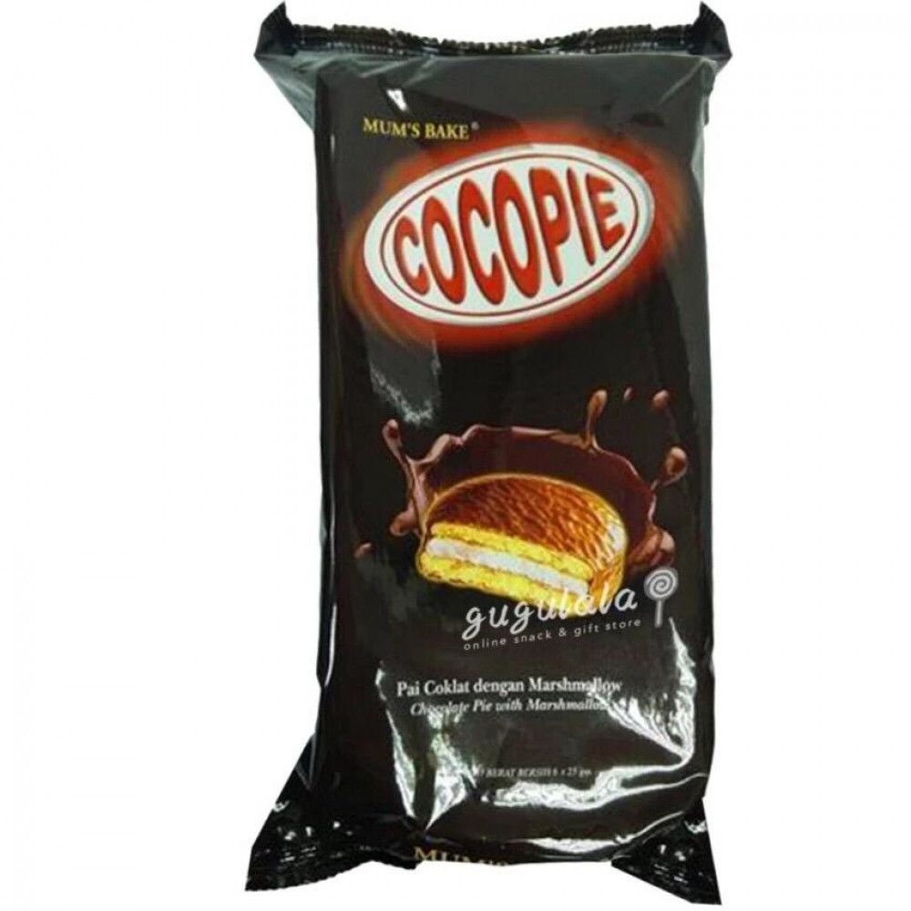 Cocopie Chocolate 6'S X 25g