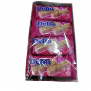 image of Delio Wafer Strawberry 24'S