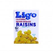 image of Ligo California Golden Seedless Raisins 30g