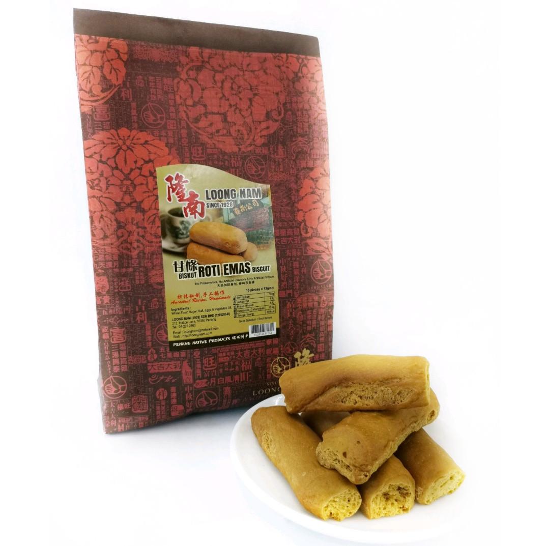Biskut Roti Emas 甘条