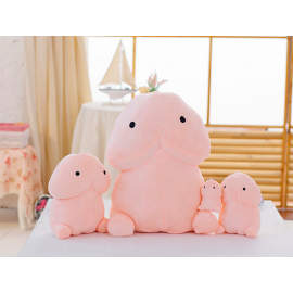 image of 丁丁公仔  Ding Ding Plush Toy